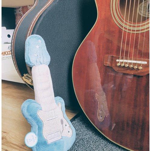 Jellycat  Wiggedy Guitar - gitaarknuffel