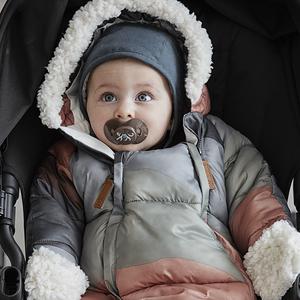 Elodie  Voetenzak -  Wagenpak voor autostoel Winter Sunset