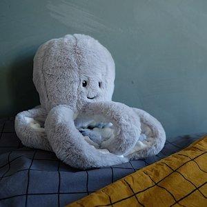 Flow Hartslag Knuffel Olly the Octopus met muziek