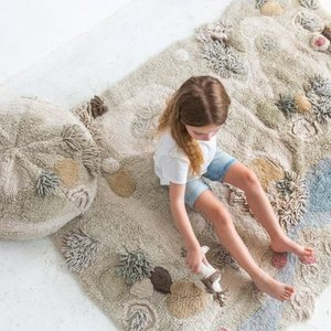 Lorena Canals Wasbaar speelkleed Path of Nature