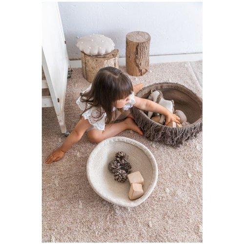 Lorena Canals Basket Mummy Mushroom Wood collectie