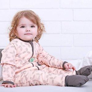 Ergopouch 2.5 TOG Jersey Layers Onesie/Pyjama - Petals