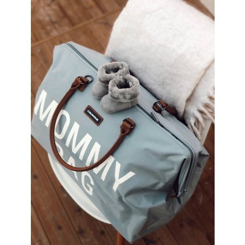 ChildHome Verzorgingstas Mommy Bag Grey Off White