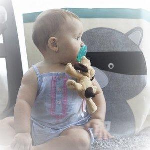 WubbaNub Speen met Speenknuffel Puppy