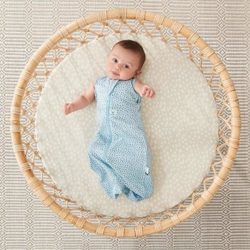 Ergopouch TOG 0.2  | Bamboe zomer Cocoon Swaddle + Sleep Pebble