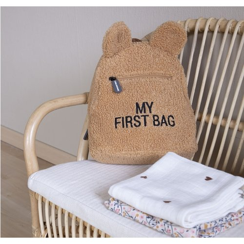 ChildHome Teddy Rugzak Kids my first bag