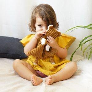 Les Déglingos Doudou Baby Speculos de tijger