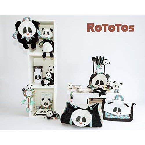 Les Déglingos Activiteitenspiraal  Rototos de Panda