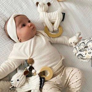 Les Déglingos Bijtspeeltje  Baby Muchachos Llama