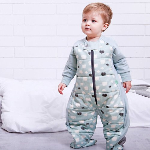 Ergopouch 1.0 TOG - Sleepsuit Bag Clouds