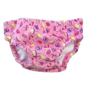 Zwemluier - zwembroekje Summer pink