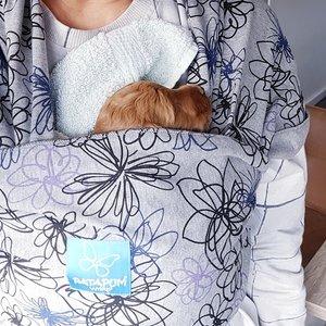 Patapum baby wrap - draagdoek slen 4.70 mtr