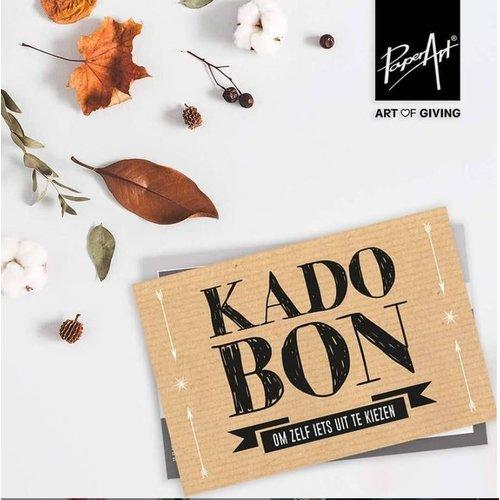 Paper Art Kadobon Present Daily Handcraft