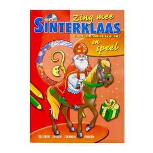 Sinterklaasboek met CD