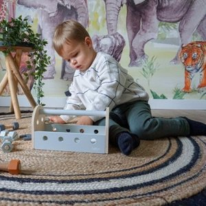 Tryco Wooden Tool Box - Houten gereedschapskist