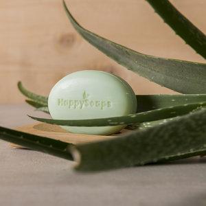 Happy Soaps Happy Gezichtsreiniger Bar - Aloë Vera