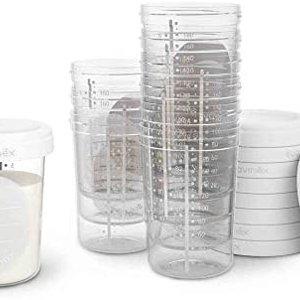 Suavinex Storage Containers voor borstvoeding - 10 stuks