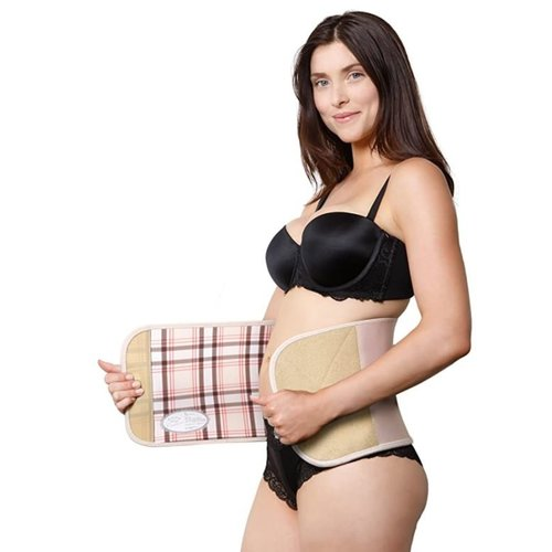 Belly Bandit Couture Belly Wrap Sluitlaken - Nude