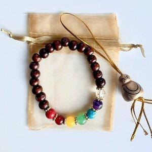 Sidedish Chakra armband