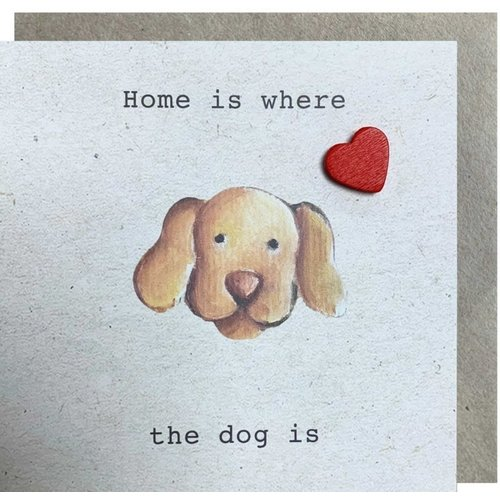 Sidedish Naturals: Home is where the Dog is