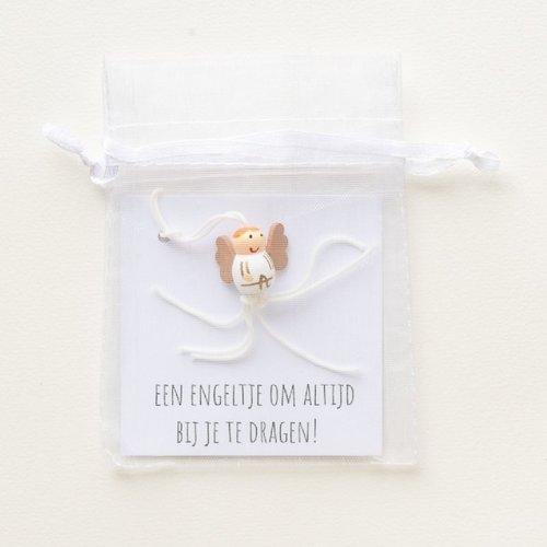 Sidedish Minikaartje 'Een beschermengel voor jou'