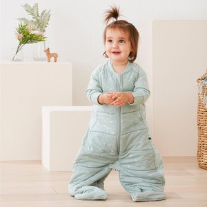 Ergopouch TOG 3.5 | Winter Sleepsuit Sage