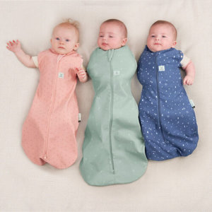Ergopouch TOG 0.2 | Zomer Cocoon Swaddle + Sleep Berries