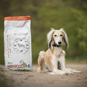 FarmFood Hondenvoer met Zalmolie Mini