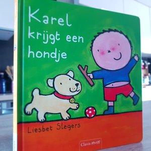 Clavis Karel krijgt een hondje