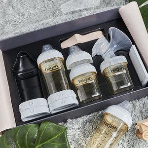 Hegen Complete flessenset met handkolf | Hegen PCTO™ Complete Starter Kit