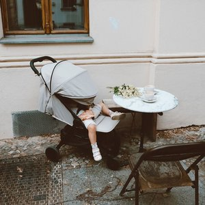 Elodie  Mondo compacte buggy -  Moonshell
