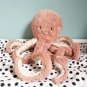Jellycat  Knuffel Octopus 23cm Odell Octopus Small