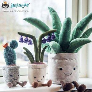 Jellycat  Knuffel plant Amuseable Bluebell