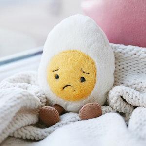 Jellycat  Amuseable Boiled egg  Sorry - baby knuffel-eitje