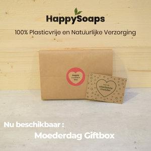 Happy Soaps Happy Giftbox  moederdag special packing