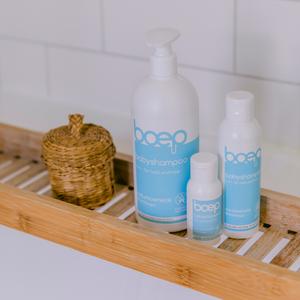 Boep Shampoo en Bodywash baby natuurlijk
