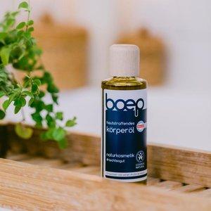 Boep Verstevigende Body Oil | Huidolie striae
