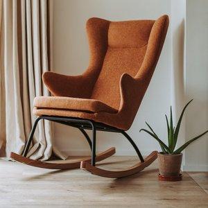 Quax Rocking Chair Adult -  De Luxe - Terra