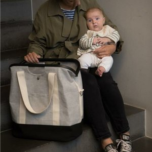 Quax Mom's Bag - Bamboo/cotton - All In luiertas
