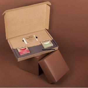Happy Soaps Plasticvrije Verzorging Giftbox – Herbs & Spices Medium