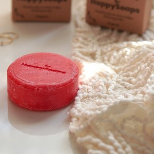 Happy Soaps Cinnamon Roll Shampoo Bar – Beschadigd, droog, dun en normaal haar