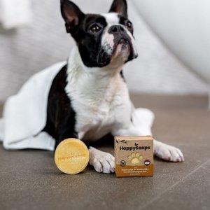 Happy Soaps Duurzame Shampoo voor honden - Korte vacht