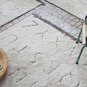 Lorena Canals RugCycled Washable Rug ABC - Gerecycleerd wasbaar tapijt in 2 matenpy