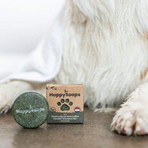 Happy Soaps Duurzame Shampoo voor honden - Voor alle rassen