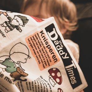 The Daddy Times - papa krant knisperkrant