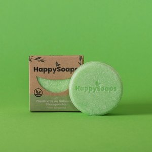 Happy Soaps Fresh Bergamot Shampoo Bar – Normaal haar