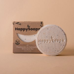 Happy Soaps Coco Nuts Shampoo Bar – Normaal haar
