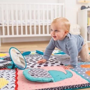 Infantino Speelkleed Large Fold & Go Giant Discovery mat