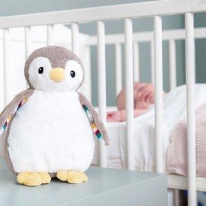 Zazu Baby Sleep Shusher - Heartbeat Knuffel met Geluid  -  PHOEBE