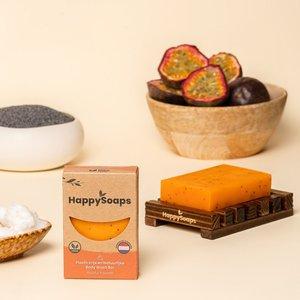 Happy Soaps Happy Body Bar – Fruitful Passion